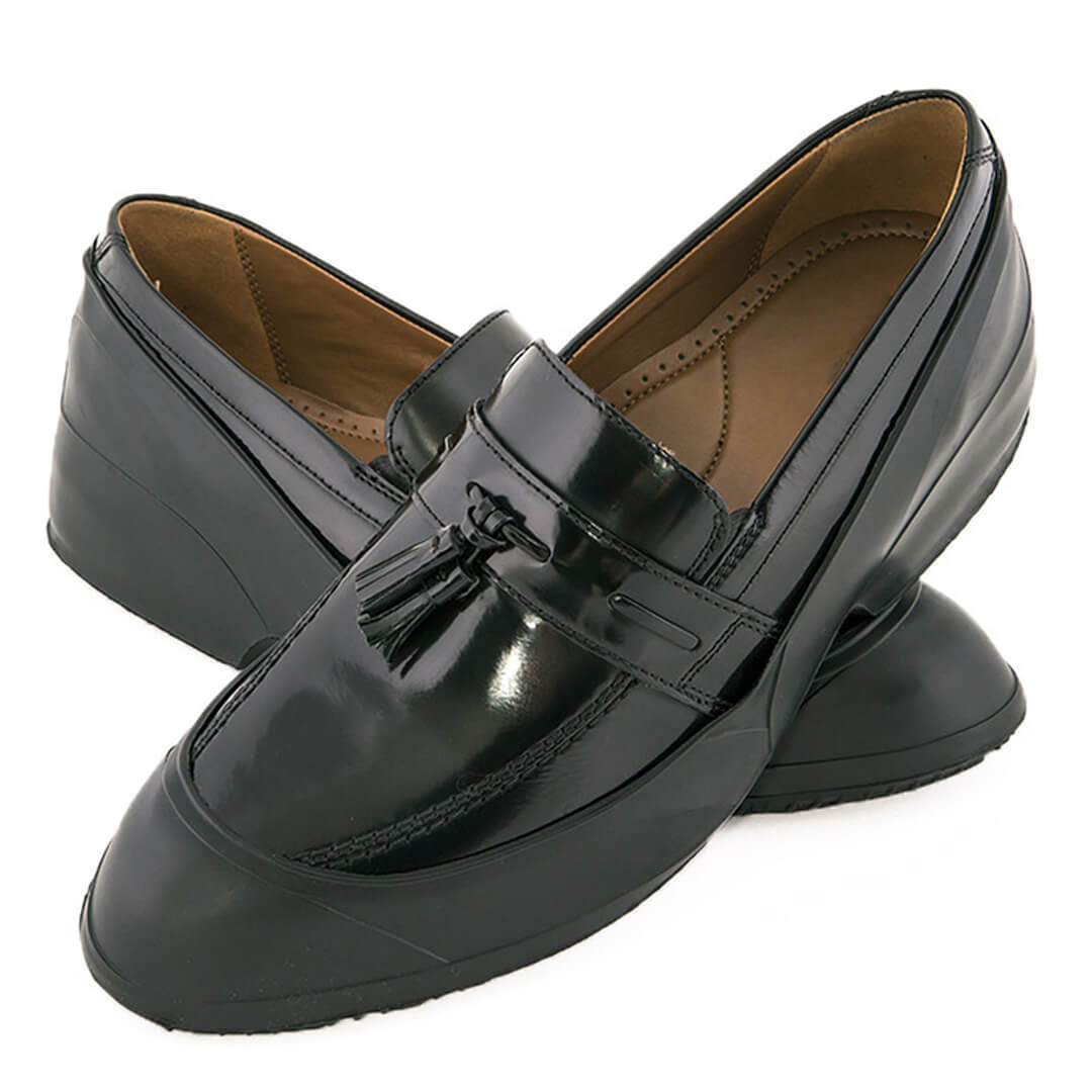 Мужские галоши на обувь Tingley Commuter Черные