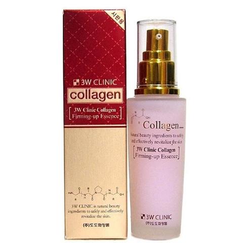 3W Clinic Эссенция для лица укрепляющая с коллагеном Collagen Firming up Essence 50 мл.