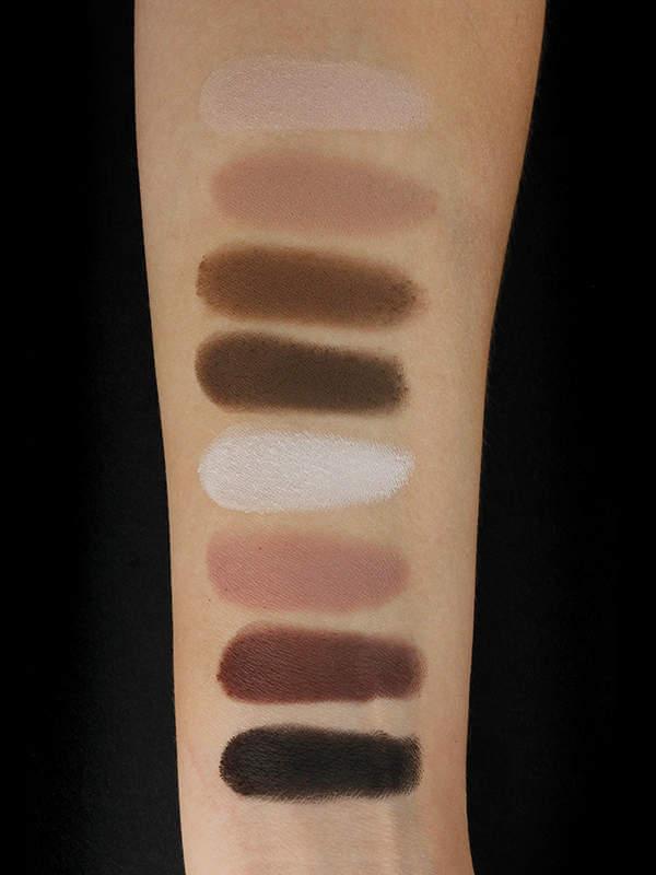 Палетка теней LORAC PRO Matte Eye Shadow Palette