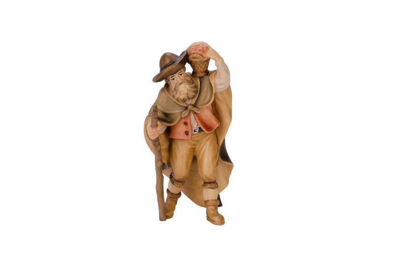 Пастух с корзиной