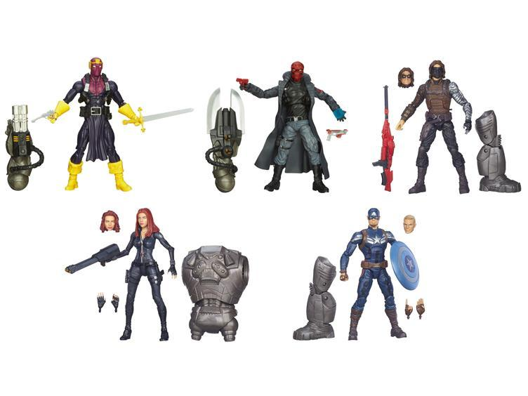 Marvel Legends Infinite Series — Captain America Wave 02