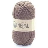 Пряжа Drops Nepal 0612 коричневый