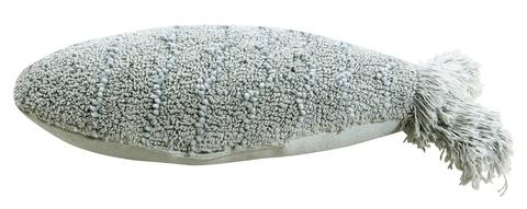 Подушка Lorena Canals Babyfish Aqua (27 x 60 см)