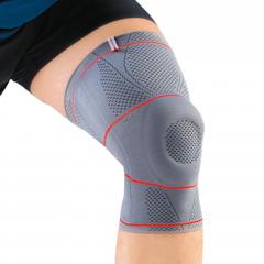 Ортез Orlett на коленный сустав, со спиральными ребрами жесткости, серии Genu Flex DKN-203