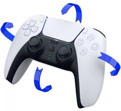 Беспроводной контроллер DualSense для PS5 (белый, CFI-ZCT1W: SIEE)