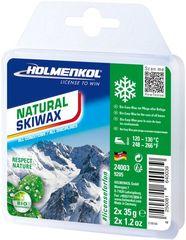 Парафин Holmenkol Natural Skiwax