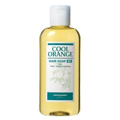 Lebel Cool Orange: Шампунь для волос Супер Холодный Апельсин (Hair Soap Super Cool), 200мл/600мл/1.6л