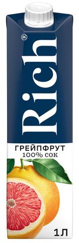 Сок Грейпфрут Rich 1000 мл