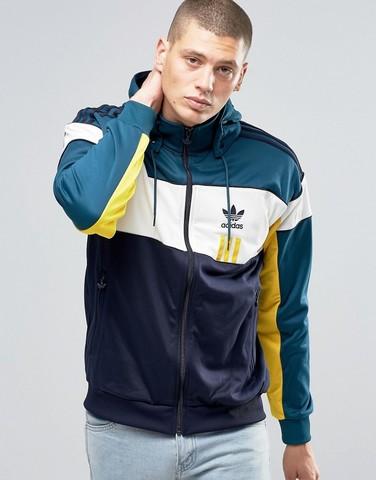 Ветровка мужская adidas ORIGINALS ID96 HOODY