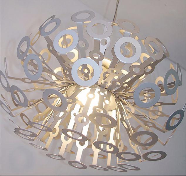 Подвесной светильник копия Dandelion by Moooi (золотой)
