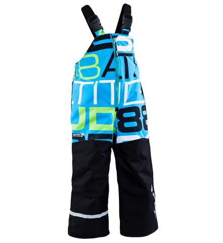 Брюки горнолыжные детские 8848 Altitude «ROCKER» Turqouise