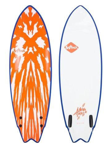 Сёрфборд SOFTECH Mason Twin 5'6