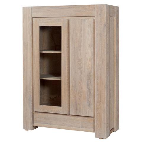 Шкаф с витриной 111 Бъерн
