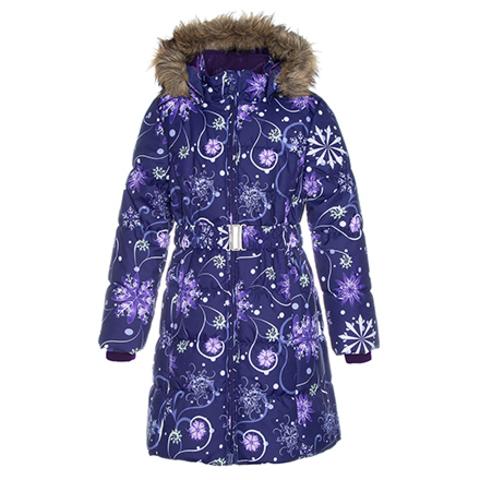 HUPPA зимнее пальто для девочки YACARANDA