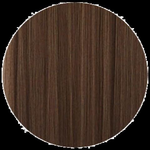 Lebel Materia 3D OBe-6 (темный блондин оранжево-бежевый) - Перманентная низкоаммиачная краска для волос