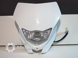 Фара эндуро белая Kayo M4 M7 MX6 T4/T6