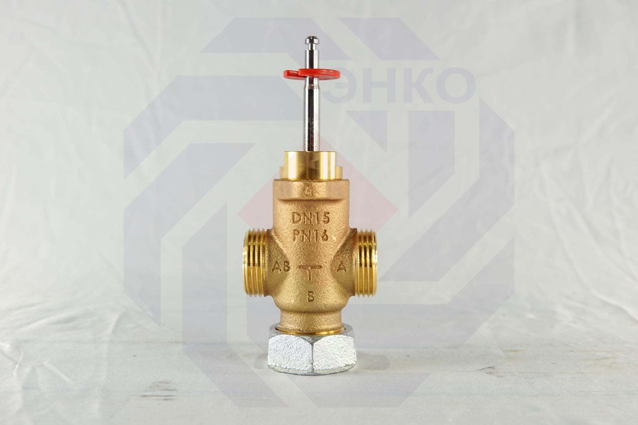 Клапан регулирующий двухходовой IMI CV216 RGA DN 15