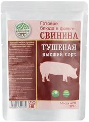 Туристическая еда Кронидов (Свинина тушеная высш. сорт 325 гр.)