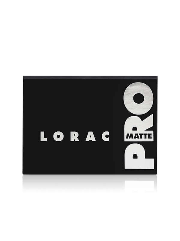 Палетка теней LORAC PRO Matte Eye Shadow Palette
