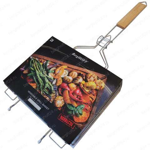 Решетка гриль для овощей 63*28,5*7см