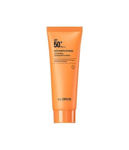 Солнцезащитный крем для лица и тела SPF50+ PA+++