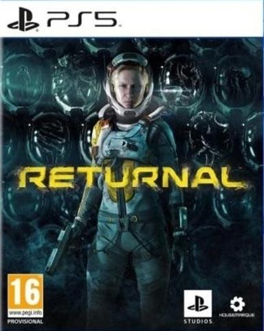 Returnal (PS5, русская версия)