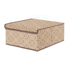 Короб ET_ PRIMA HOUSE Для мелких вещей с крышкой, 28x28x13см, арт. В-131