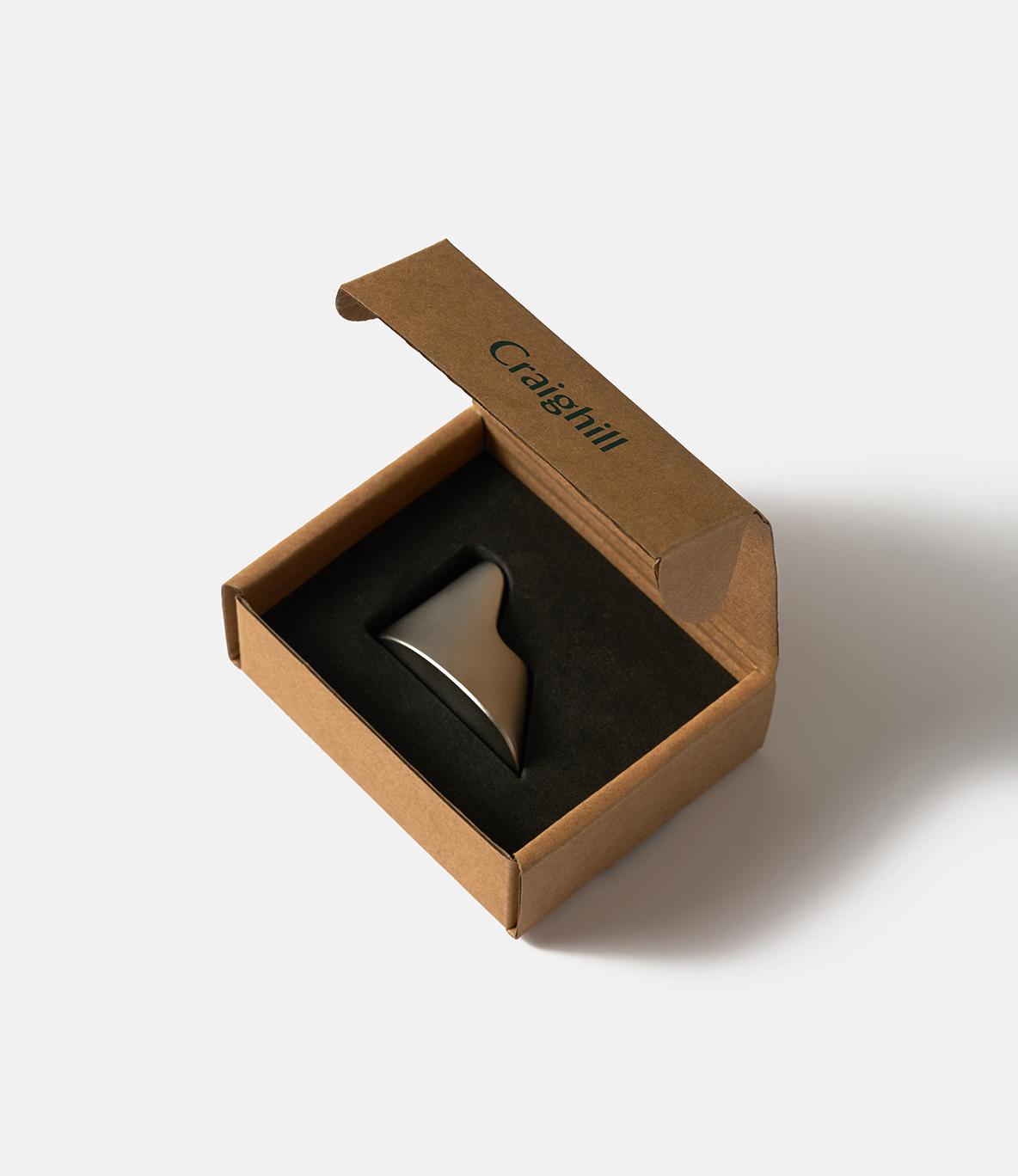 Craighill Pen Rest — подставка для ручки из стали