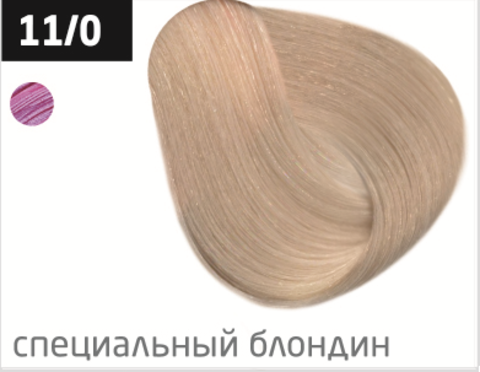 OLLIN performance 11/0 специальный блондин натуральный 60мл перманентная крем-краска для волос