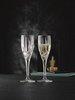 NOBLESSE - Набор фужеров для шампанского 2 шт 160 мл бессвинцовый хрусталь