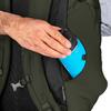 Картинка рюкзак городской Osprey Apogee Sentinel Grey - 9