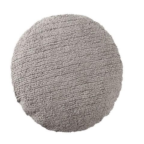 Подушка Lorena Canals Big Dot Light Grey (Ø50 см)