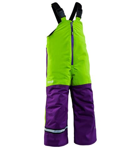 Брюки горнолыжные детские 8848 Altitude «Nubble Mini» Lime