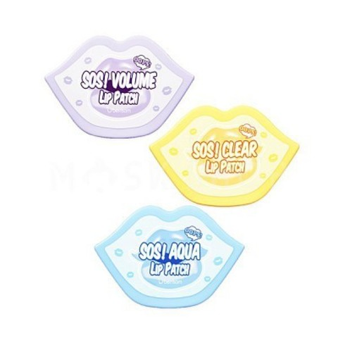BERRISOM SOS OOPS LIP PATCH
