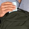 Картинка рюкзак городской Osprey Apogee Sentinel Grey - 10