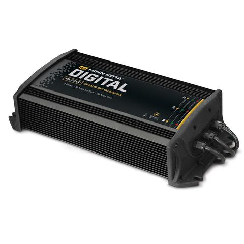 Бортовое зарядное устройство MINN KOTA MK-330E (3 АКБ x 10А )