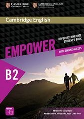 Cambridge English Empower Upper-Intermediate Student's Book with Online Assessment and Practice, ...