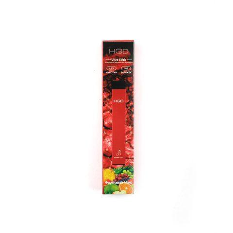 Одноразовая электронная сигарета HQD Ultra Mix Fruit (Мультифрукт)