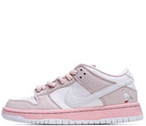 "Кроссовки Nike Air Force 1 Staple x Nike SB Dunk Low ""Pink Pigeon"""