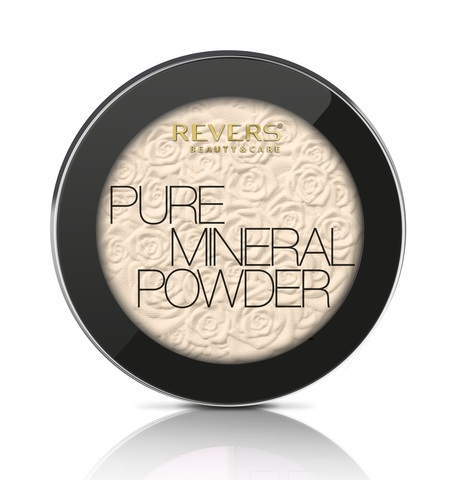 REVERS Пудра 9г MINERAL PURE №19 (*3)