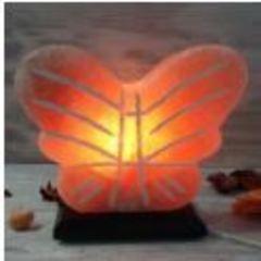 Солевая лампа Бабочка 2-3кг