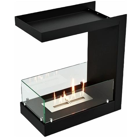 Торцевой биокамин Lux Fire 555 М