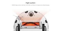 Робот-пылесос Xiaomi Mi Robot Vacuum Cleaner 1S White