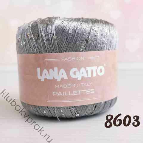 LANA GATTO PAILLETTES 8603,