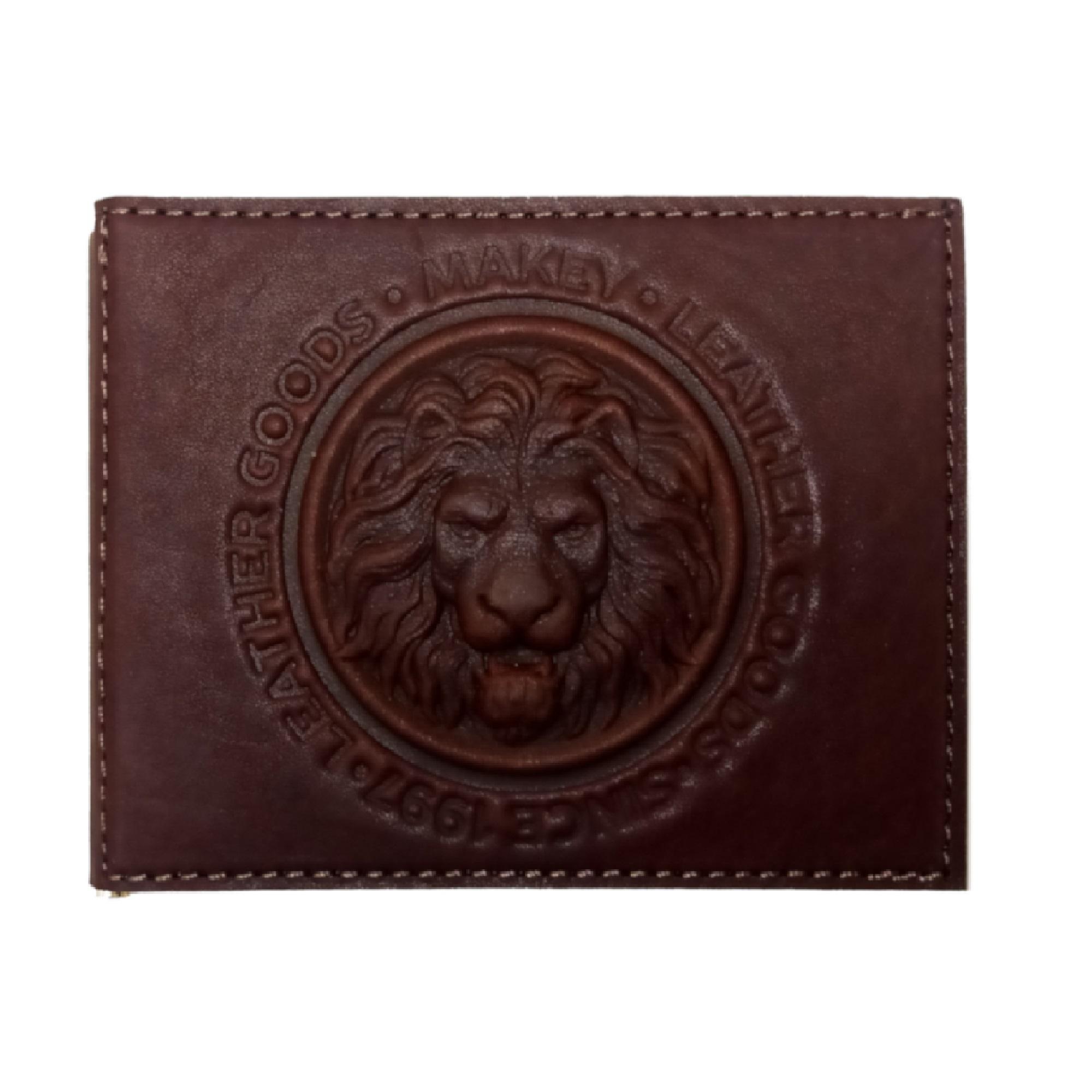 Зажим для денег | Royal | Коричневый