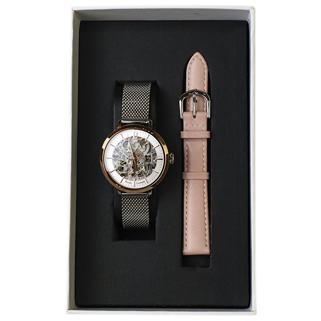 Женские часы Pierre Lannier Automatic + ремешок 443B628