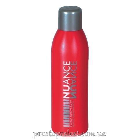 Punti di Vista Nuance Restructuring Shampoo - Відновлюючий шампунь для сухого і кучерявого волосся