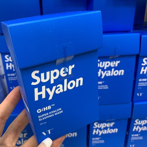 VT Cosmetics Super Hyalon Sleeping Mask
