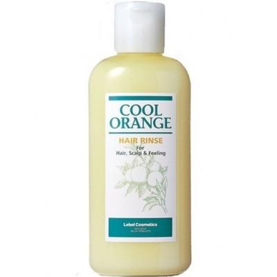 Lebel Cool Orange: Бальзам-ополаскиватель для волос Холодный Апельсин (Hair Rince), 200мл/600мл/1.6л