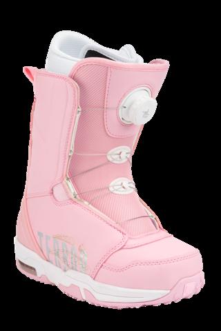 Сноубордические ботинки TERROR CREW Pink